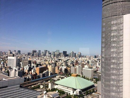 Dai-ichi Hotel Ryogoku: Room view, 22nd floor