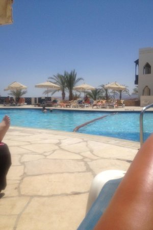Sharm Plaza Hotel : Just one of the pools