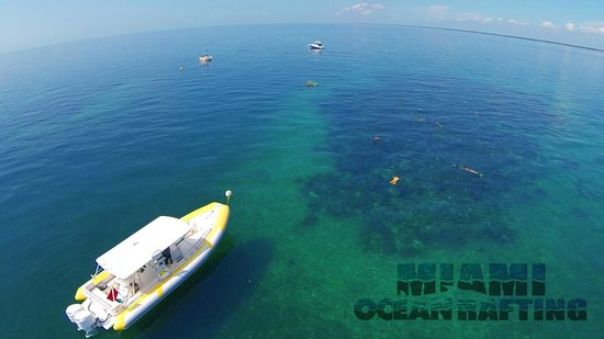 Miami Ocean Rafting