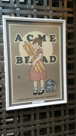 Acme Bread: ACME  - watch for the coyote too!