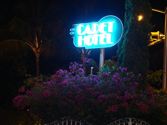 Cadet Hotel: Cadet Art Deco Welcome