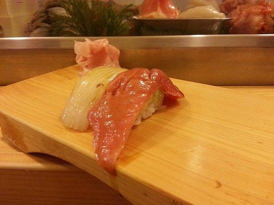 Daiwa Sushi: Ootoro