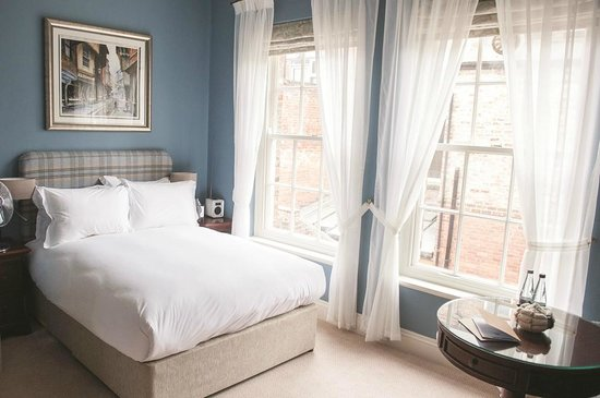 The Judges Lodging: Guest Rooms