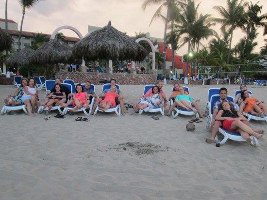Occidental Grand Nuevo Vallarta: beach
