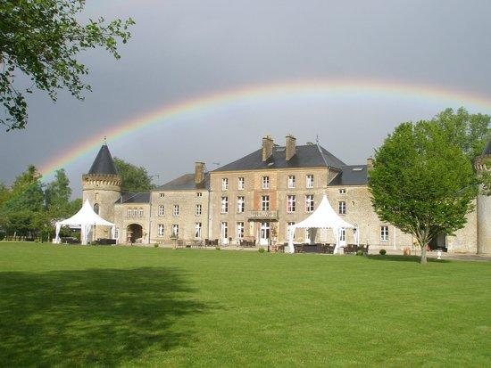 Le Domaine Chateau du Faucon : Magische Momente beim Chateau