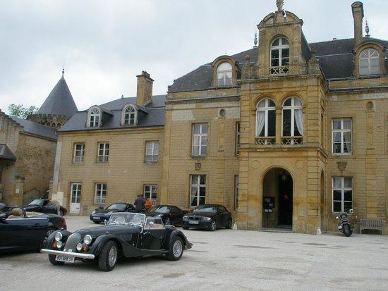Le Domaine Chateau du Faucon : So wie se sein soll in dern Ferien.