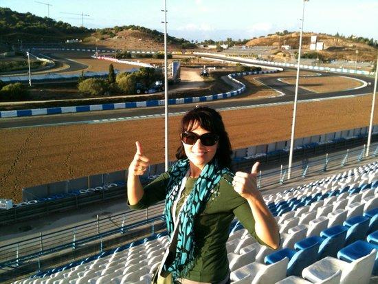 Circuito Jerez : X grandstand best seats at the track picture of circuito de