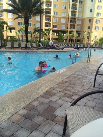 Lake Buena Vista Resort Village & Spa: Best way to relax after shopping!!