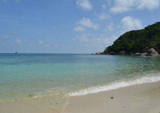 Thongtakian Resort : Beach