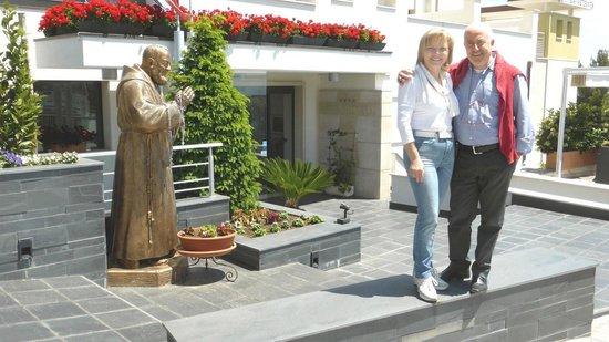 Hotel Vittoria: Angela & Tonino vous attendent