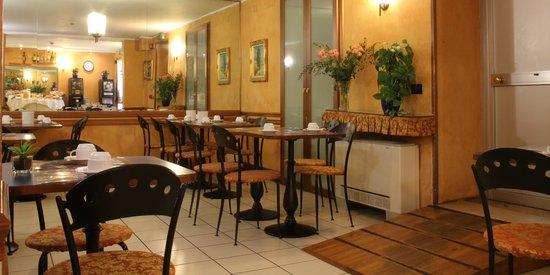 Hotel Centrale: sala colazioni