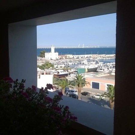La Dolce Vista: Panorama dalla camera