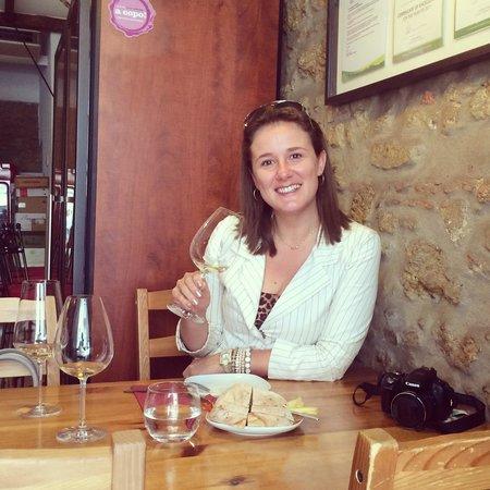 Wine Bar do Castelo: Delicia de experiência!!