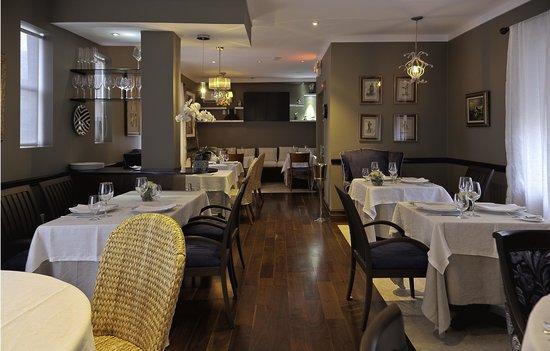 Cadet Hotel : Pied a Terre Restaurant, Wine Spectator Award 2013