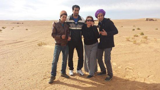 Merzouga Desert: un poco de yeep