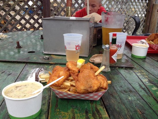 Sea Pal Cove Restaurant: Yummy stuff