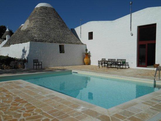 Agriturismo Masseria Ferri: piscina 3