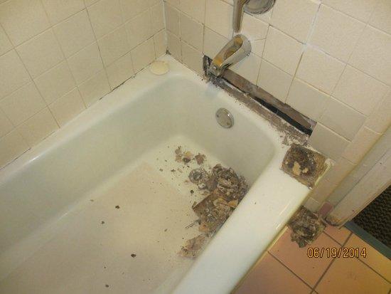 Travelodge Page : Bath tub