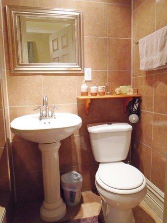 B & B Saint-Louis : salle de bain privée