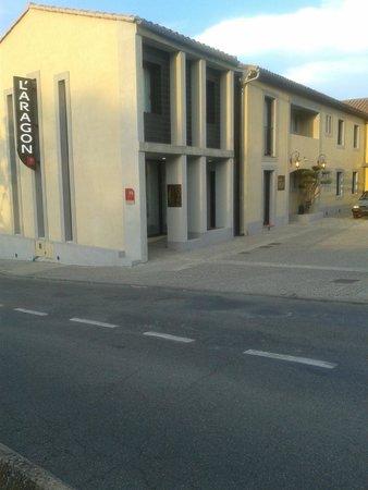 Hôtel  L'ARAGON : Street view