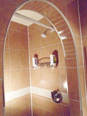 B & B Saint-Louis : Douche privée chambre double