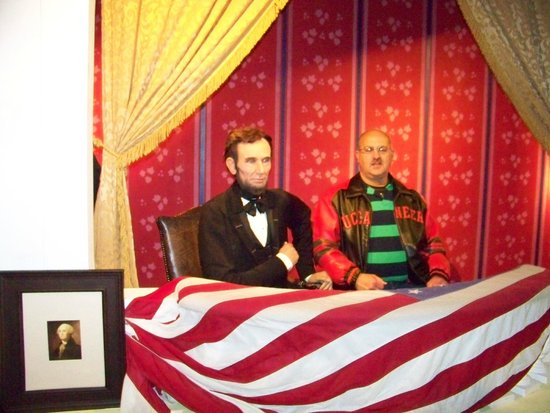 Madame Tussauds Washington D.C. : If only I had been there and knew what I do today
