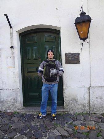 Museo Municipal Dr. Bautista Rebuffo: David no Museu Dr. Bautista Rebuffo.