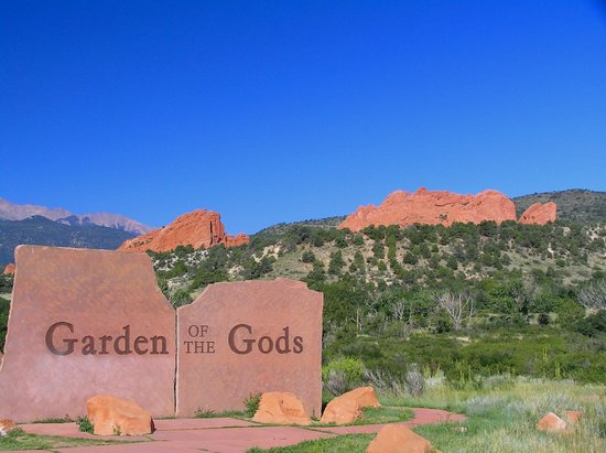 Pulpit Rock Picture Of Garden Of The Gods Colorado Springs Tripadvisor