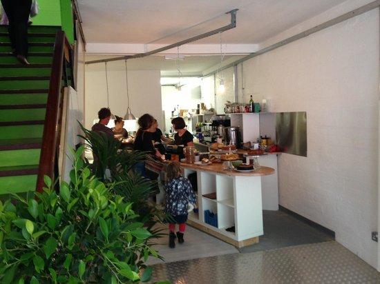 Organico Cafe : Checkout