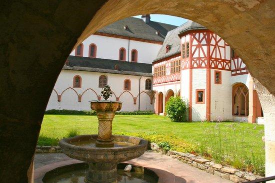 Kloster Eberbach: Cloître