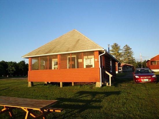 Jackson's Lodge: The Partridge cabin