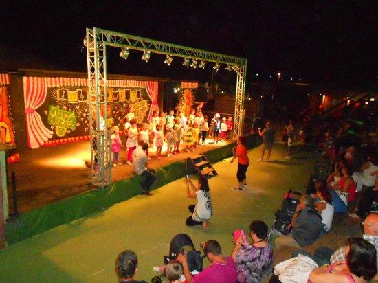 Temesa Village: Gli spettacoli