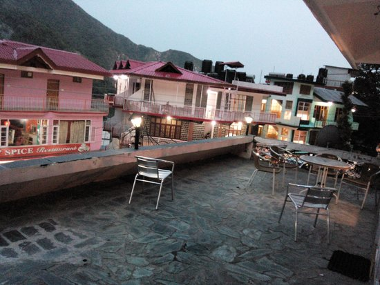 Outside room view picture of spring valley resort mcleod ganj spring valley resort vip room thecheapjerseys Images