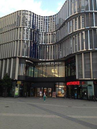 skyline plaza frankfurt duitsland beoordelingen. Black Bedroom Furniture Sets. Home Design Ideas