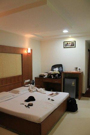Hotel Bhoomi Residency: Room