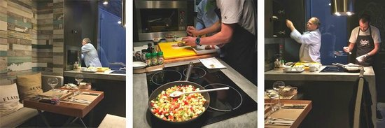Cooking and Nature - Emotional Hotel: Cooking and Nature no Dois Igual a Tres