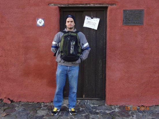 David no Museo Casa de Nacarello.