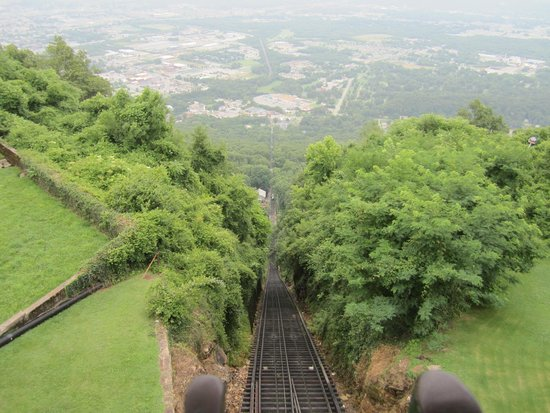 The Lookout Mountain Incline Railway: From Lookout Mountain