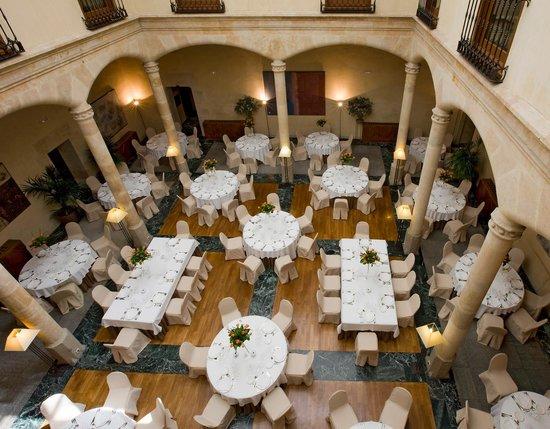 NH Collection Salamanca Palacio de Castellanos: Weddings