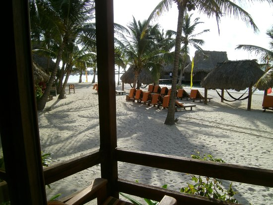 Ramon's Village Resort: Our room view