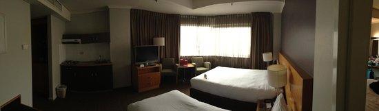 Novotel Perth Langley : Room 2