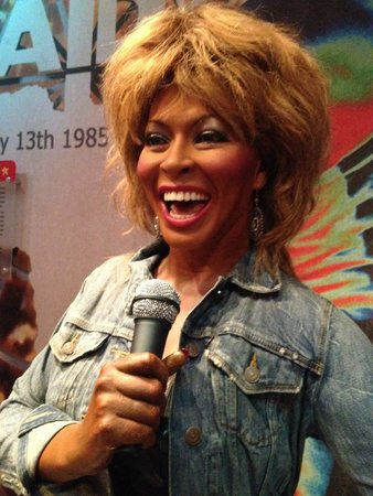 Madame Tussauds New York : Tina