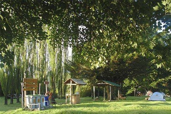 Camping Ecoturismo la Pancha