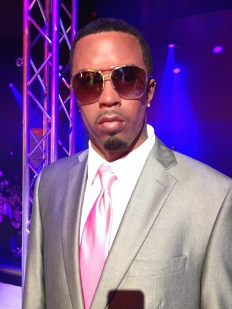 Madame Tussauds New York : P-diddy