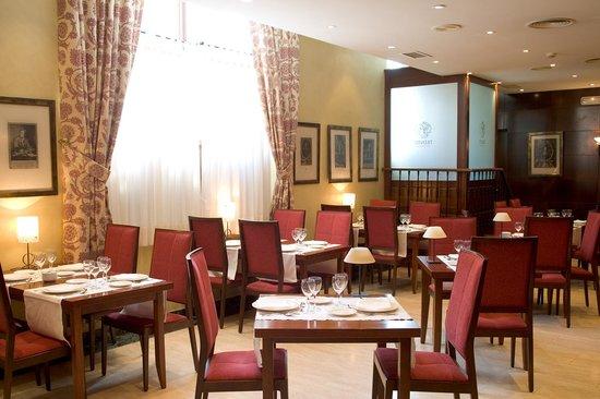 NH Salamanca Palacio de Castellanos: Restaurant
