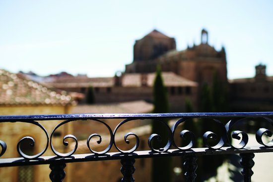 NH Salamanca Palacio de Castellanos: Views