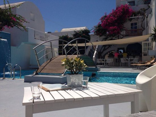 Aressana Spa Hotel and Suites: Pool