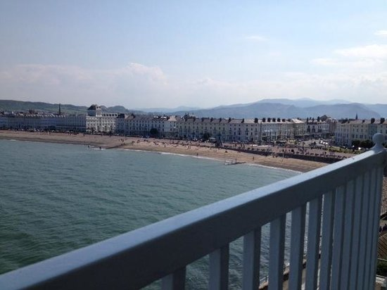 The Grand Hotel - Llandudno : The Fabulous View