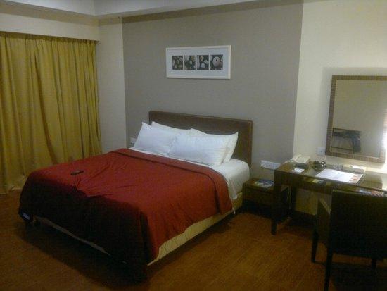 Legend Resort Cherating: new,clean linen