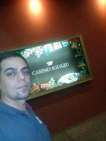 Casino Iguazu: Entrada